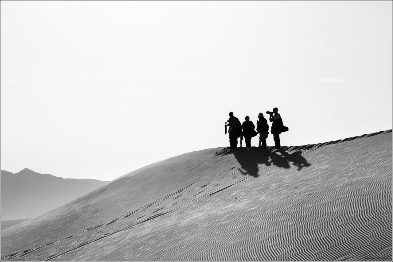 Une dune plus loin