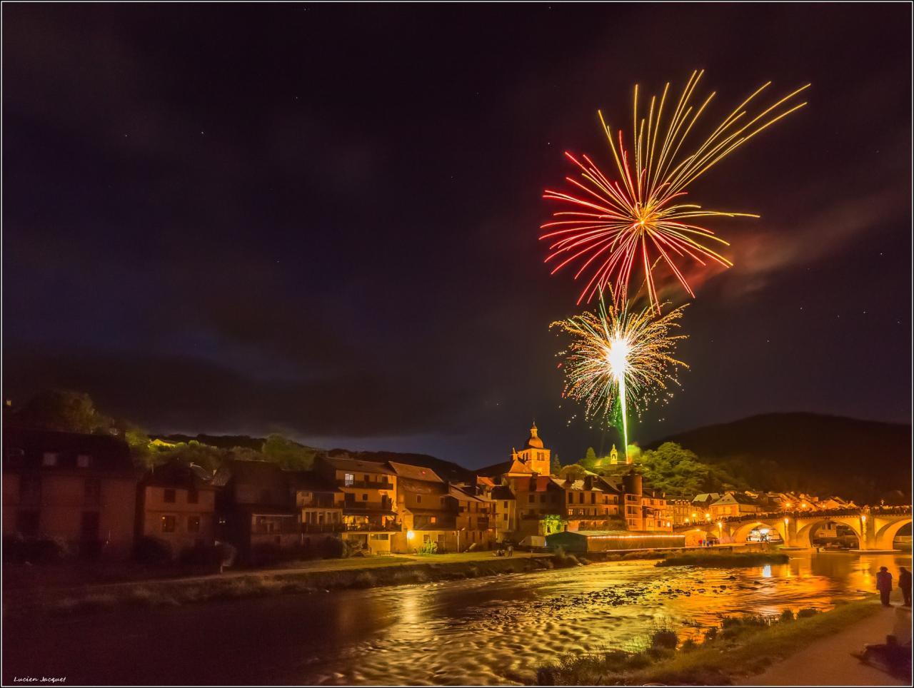 Saint Geniez d'Olt, 13 juillet 2016