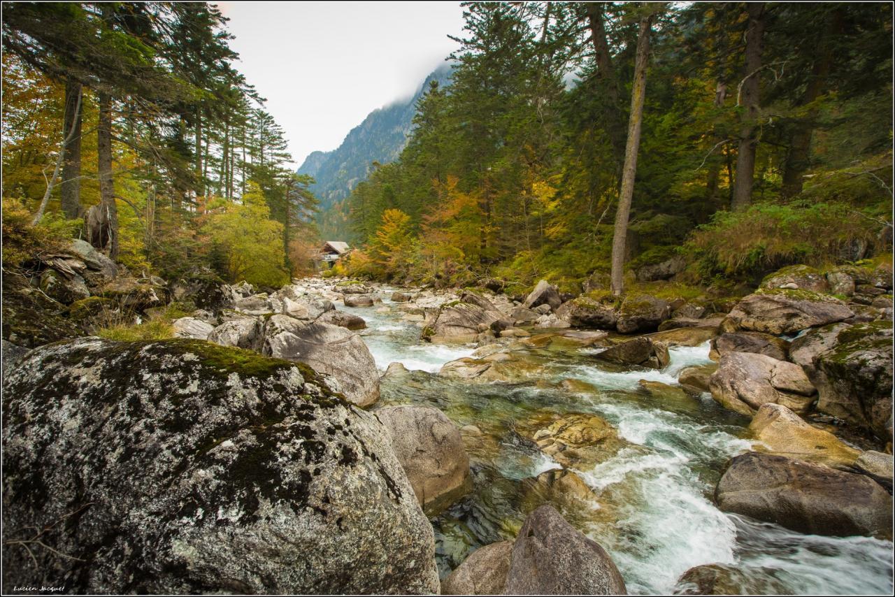 Chemin des cascades Cauteret