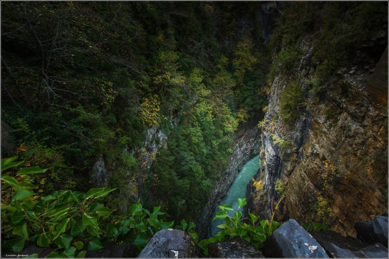 La rivière d'émeraude