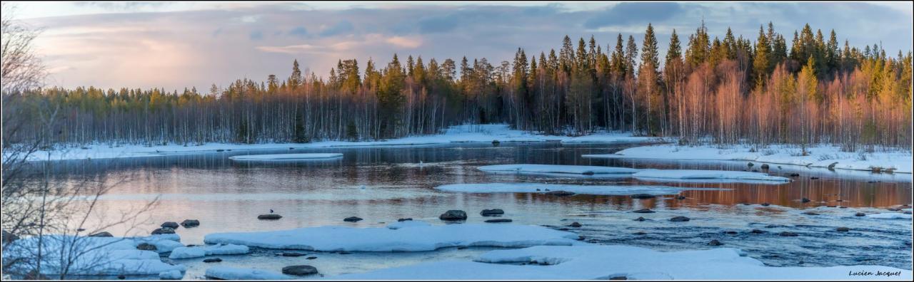 Chaud et froid, le soleil vaincra la glace.