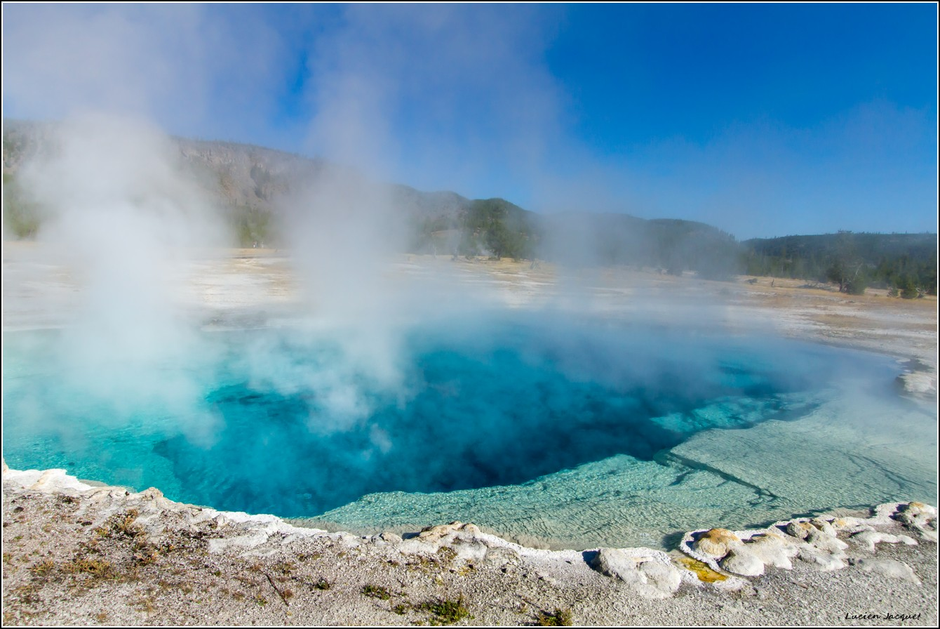 Saphir Pool.