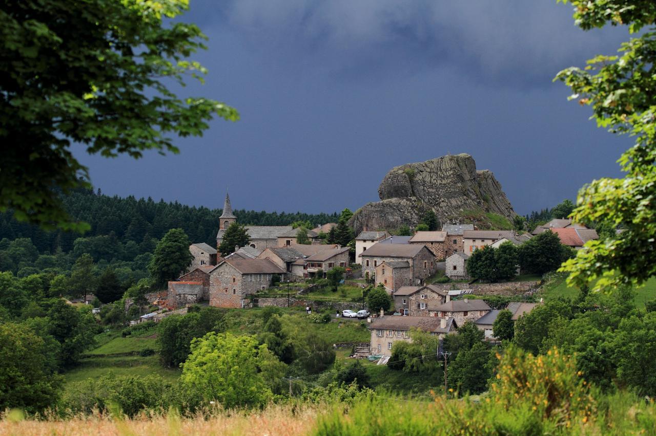 Queyrière Meygal Haute Loire