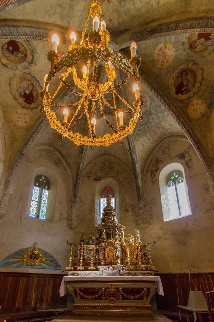 Eglise de Bourispr