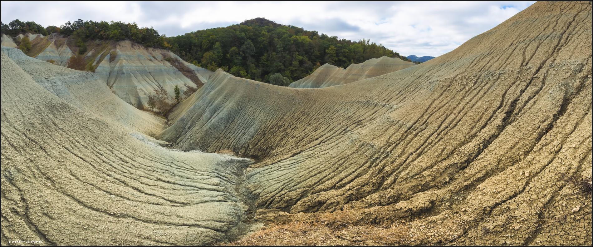Erosion & minéralité.
