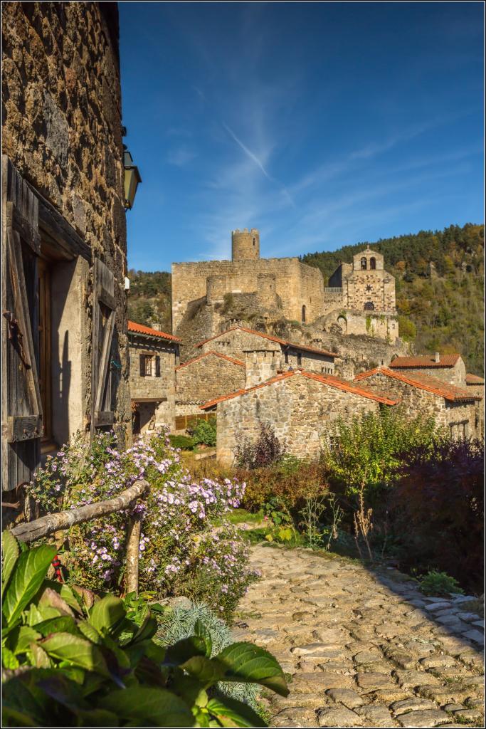 Village de Chalencon (43)