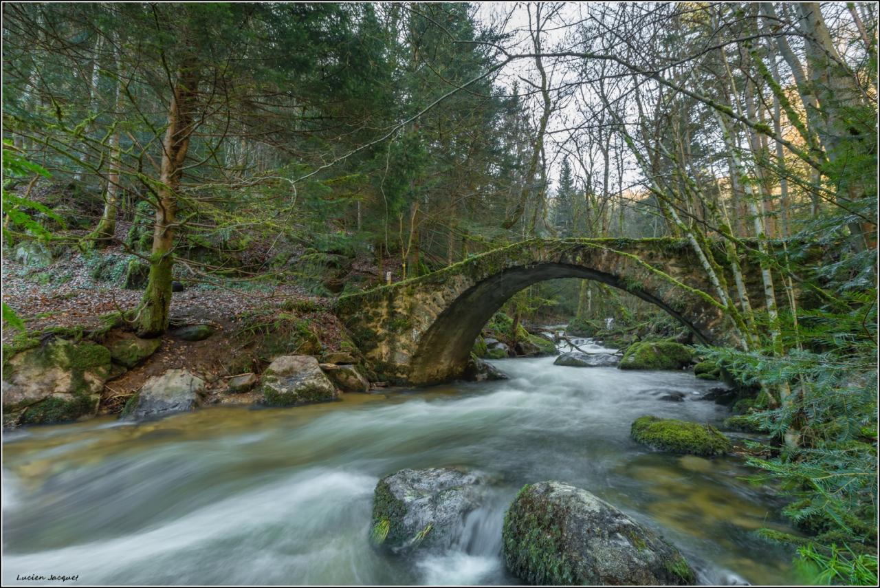 Pont de Subertha.
